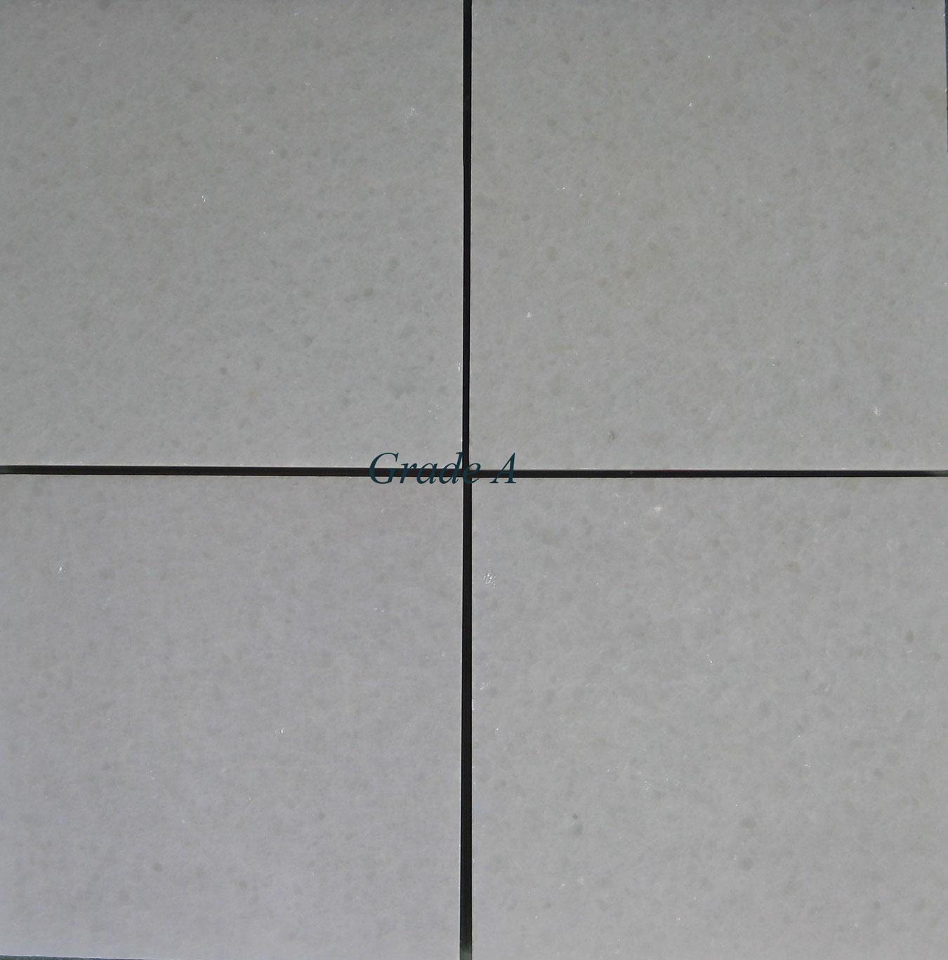 Crystal White fine grain grade A