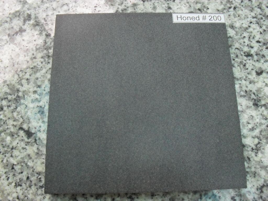 Dark basalt honed #200