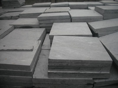 Bluestone Sawn cut