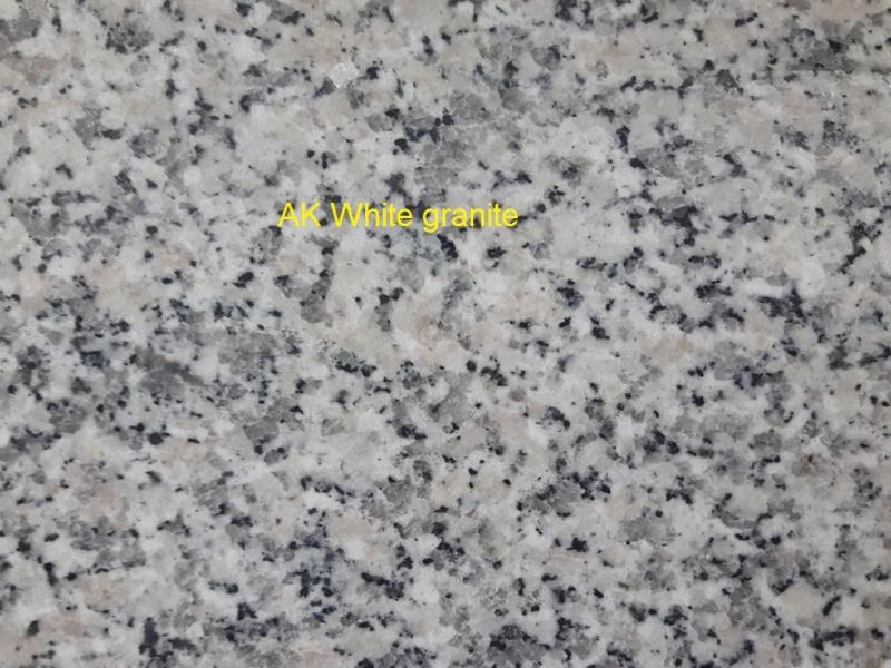 AK White granite (Vietnam white granite)