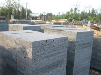 Basalt Bee Holes tile